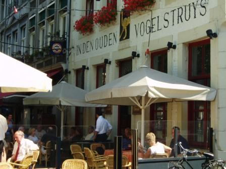 Cafe Vogelstruys