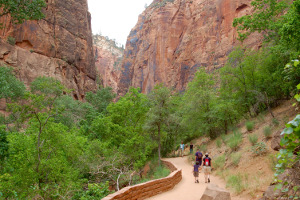Zion Narrows | Rondreis Zuidwest Amerika